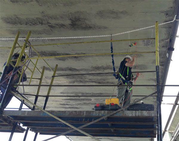 Participación en la Evaluación de Puentes en Argentina