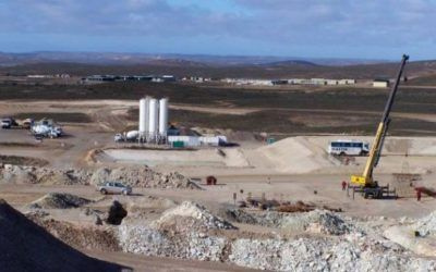 Nuevos Servicios para la Empresa de Minería